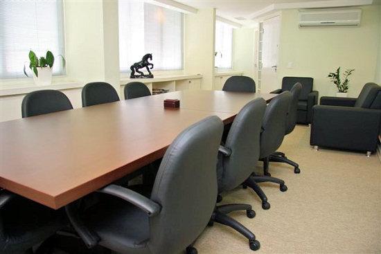 Correa de Araújo Advogados Sala de Reunião